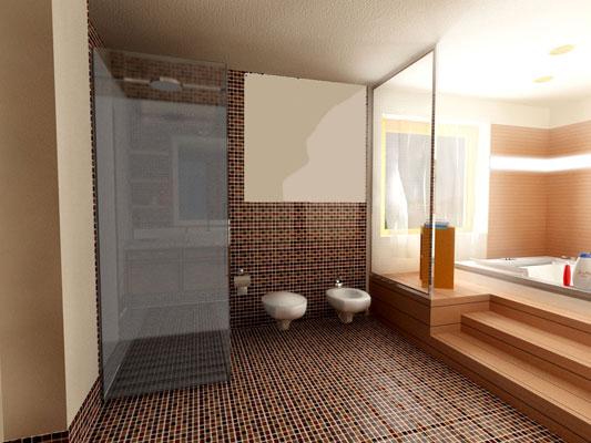 Bagno - Interni bagni moderni ...